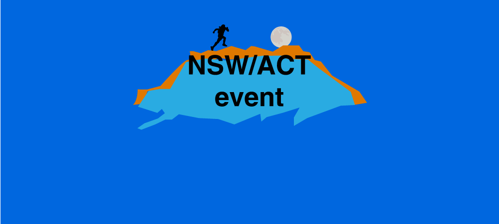 Trali Running Australia NSW and ACT Event