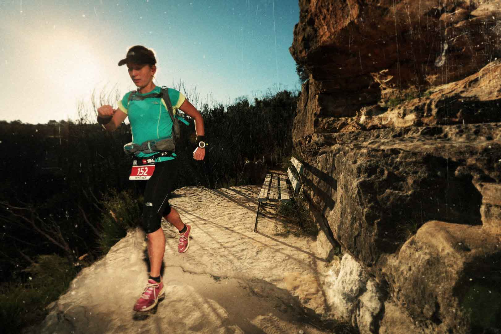 Whitney Dagg Trail Running