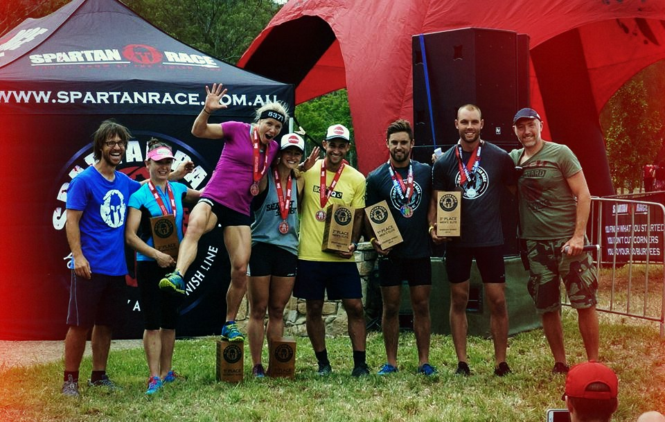 Spartan Race Winners