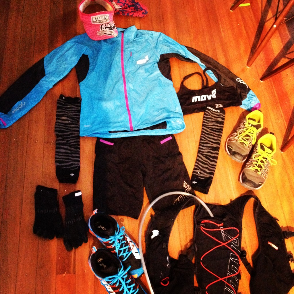 Ultra trailrunning race Kit Shona Stephenson
