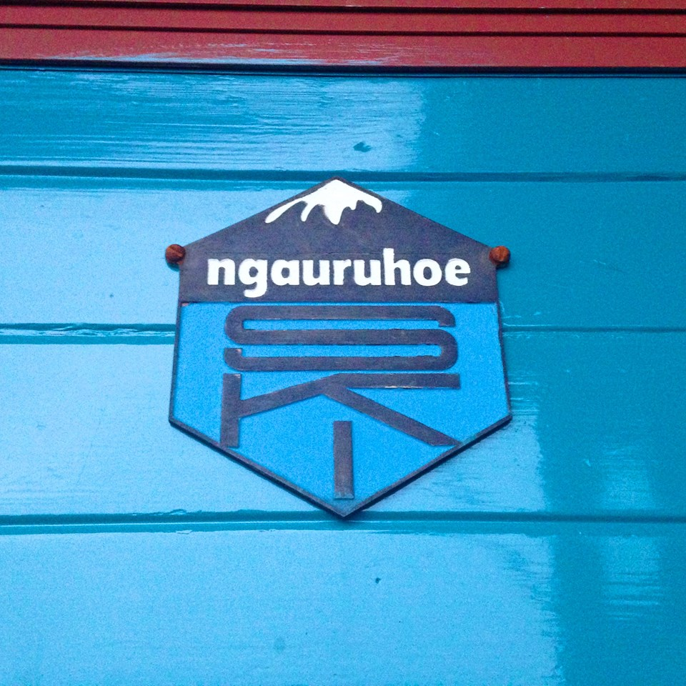Ngauruhoe Ski Lodge was where I was lucky enough to stay at 1600m right on Mt Ruaphu