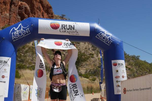 Shona Stephenson Run Larapinta